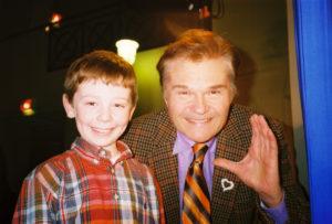 Jackson Murphy and Fred Willard