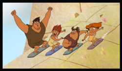 """Animation Scoop"": LCJ Q&A with ""Dawn of the Croods"" Showrunner Brendan Hay"