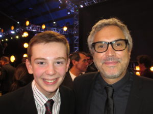 Jackson Murphy and Alfonso Cuaron