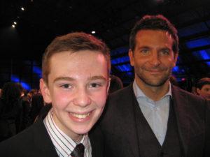 Jackson Murphy and Bradley Cooper