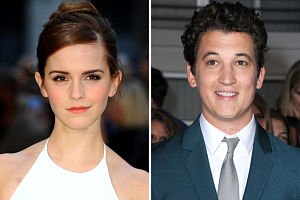 "Reports say Emma Watson and Miles Teller were the original choices for leads in ""la La Land"". Both, apparently, aren't too happy now that the film has become such a hit and Oscar favorite."