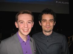 Jackson Murphy and Damien Chazelle