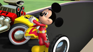 Guests: Mark Seidenberg and Rob LaDuca - 'Mickey and the Roadster Racers'