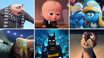 2017 Animated Movies Preview