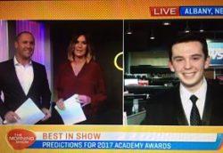 The Morning Show Australia – 2017 Oscar Predictions