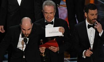 2017 Oscars flub