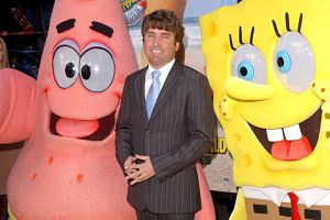 SpongeBob Stephen Hillenburg