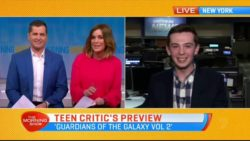 The Morning Show Australia – Summer Movie Preview