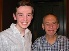 Jackson Murphy and Gilbert Gottfried