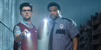 TV Review: FOX's 'Ghosted'