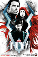 Inhumans Poster