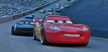 Cars 3 Animation Scoop
