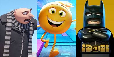 Animation Box Office