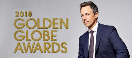 Seth Meyers Golden Globes