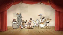 Animation Scoop: 'The Big Bad Fox' Directors Q&A