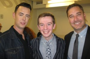 Colin Hanks & Sean M. Stuart