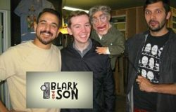 Behind the Scenes of 'Blark and Son'
