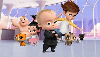 Boss Baby Series
