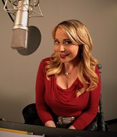 guest voice actress extraordinaire tara strong lights camera jackson