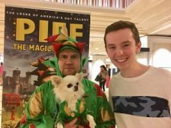 Special Message with Piff the Magic Dragon