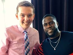 Kevin Hart and Jackson Murphy
