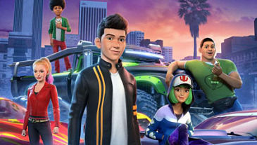 Spy Racers