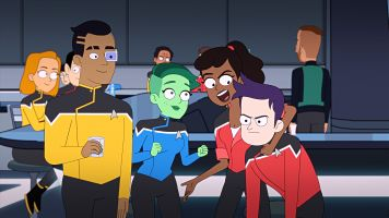 Animation Scoop: 'Star Trek: Lower Decks' Q&A