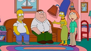 """2014: The Year """"The Simpsons"""" Crossed Over"""