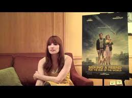 Guest: 'Seeking a Friend for the End of the World' Director Lorene Scafaria