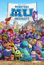 'Monsters University' Review