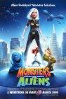 'Monsters vs. Aliens' Review